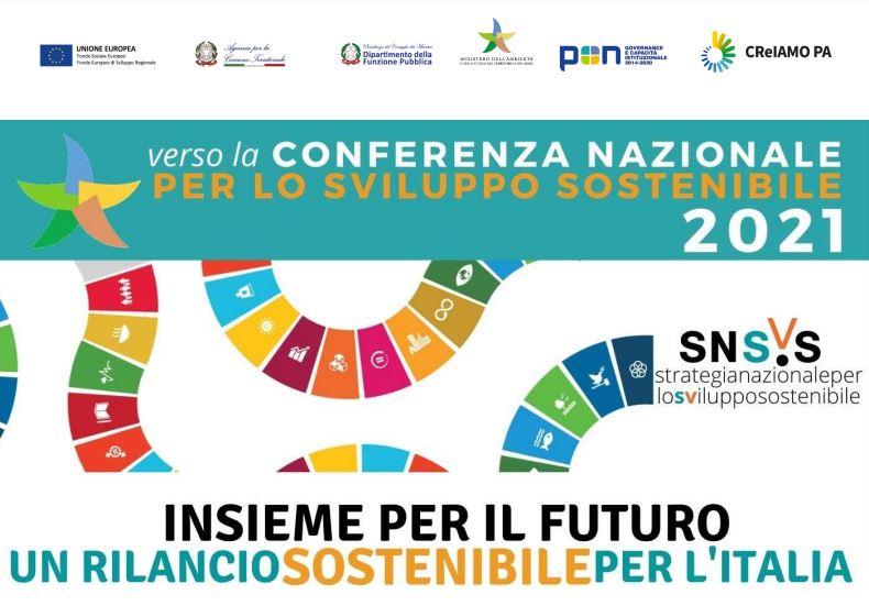 Un rilancio sostenibile per l'Italia: una due giorni di dibattito online
