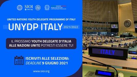 Giovani italiani per le missioni diplomatiche Onu