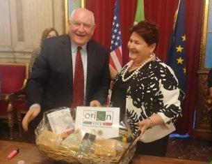 IL MINISTRO BELLANOVA INCONTRA AL MIPAAF IL SEGRETARIO USA ALL