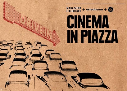 CINEMA IN PIAZZA A COLD SPRING: QUEST'ANNO IN MODALITÀ DRIVE-IN