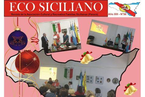 """ONLINE IL NUOVO NUMERO DE """"L'ECO SICILIANO"""""""