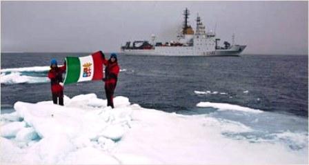 """OCEANO ARTICO: AL VIA CAMPAGNA """"HIGH NORTH 20"""" DELLA MARINA MILITARE CON ENEA CNR E INGV"""