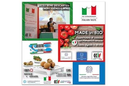 CCI LIONE: SUCCESSO PER LA SETTIMANA DELLA CUCINA ITALIANA NEL MONDO