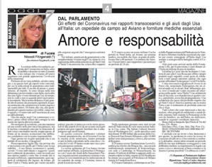 AMORE E RESPONSABILITÀ – di Fucsia Nissoli