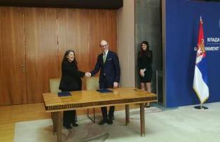 ITALIA – SERBIA: FIRMATO IL PROTOCOLLO DI COOPERAZIONE TRA IL MINISTERO DELLA PROTEZIONE AMBIENTALE E NOVAMONT SPA