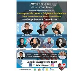 #ANDRÀTUTTOBENE: NYCANTA E NIC LANCIANO LA RACCOLTA FONDI A SOSTEGNO DELL'OSPEDALE DI MANTOVA