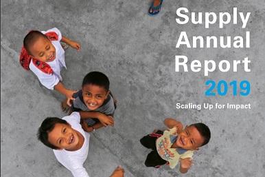 COVID-19/ DALL'UNICEF AIUTI ESSENZIALI PER SALVARE VITE UMANE IN OLTRE 100 PAESI IN RISPOSTA ALLA PANDEMIA