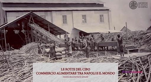 LA CULTURA NON SI FERMA: LE ROTTE DEL CIBO TRA NAPOLI E IL MONDO SUL CANALE YOUTUBE DEL MIBACT