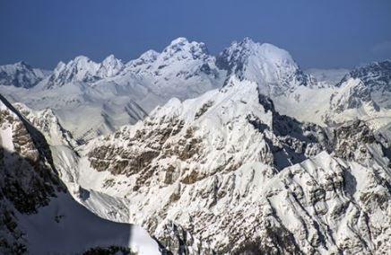 Riscaldamento artico: aumenta neve ad alta quota sulle Alpi Giulie