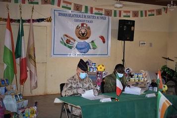MISSIONE IN NIGER: AIUTI UMANITARI AGLI ORFANI DI NIAMEY