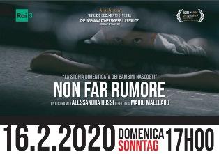 """""""NON FAR RUMORE"""": IL DOCUFILM SUGLI ITALIANI IN SVIZZERA DOMANI A ZURIGO"""