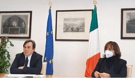 COVID-19 e comunicazione: aperta la videoconferenza del Club di Venezia
