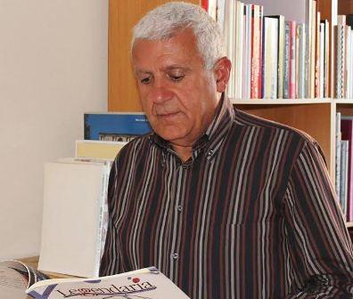 IL GESTO PLASMATORE DELLA PAROLA NEL LIBRO DI GOFFREDO PALMERINI - di Gianfranco Giustizieri