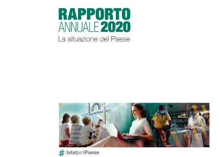 L'IMPATTO DELLA PANDEMIA NEL RAPPORTO ANNUALE 2020 DELL'ISTAT