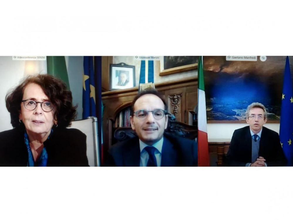 """Italia-Argentina: l'Ambasciatore Manzo interviene alle """"Giornate del CUIA in Italia 2020"""""""