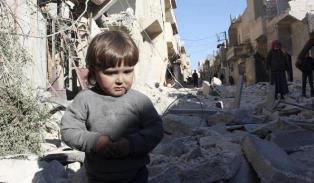 UNICEF: NEL PRIMO GIORNO DELL'ANNO UCCISI 5 BAMBINI IN UNA SCUOLA ELEMENTARE IN SIRIA