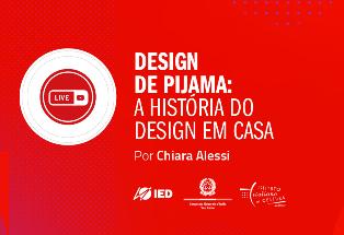 DESIGN IN PIGIAMA: LE PILLOLE DI CHIARA ALESSI SBARCANO IN BRASILE