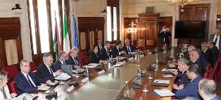 VERTICE ITALIA-LIBIA AL VIMINALE