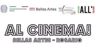 """BELLAS ARTES: """"AL CINEMA!"""" ARRIVA A ROSARIO"""