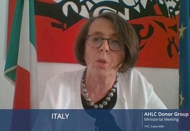 IL VICE MINISTRO SERENI ALLA RIUNIONE DELL'AD HOC LIAISON COMMITTEE PER IL MEDIO ORIENTE