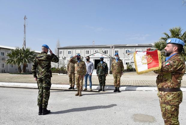 Libano: cambio al comando nel contingente italiano di UNIFIL