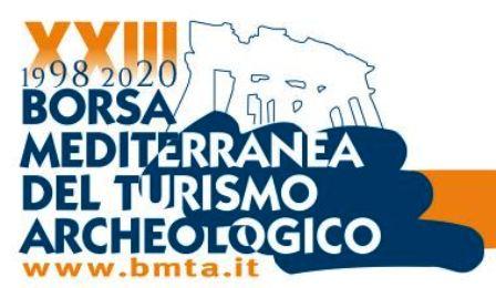 """ANNUNCIATI I 6 FINALISTI PER LA """"BORSA MEDITERRANEA DEL TURISMO ARCHEOLOGICO"""""""
