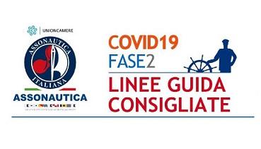 TURISMO NAUTICO: IL DECALOGO DI ASSONAUTICA ITALIANA PER LA PREVENZIONE DEL COVID-19 NELLA FASE 2