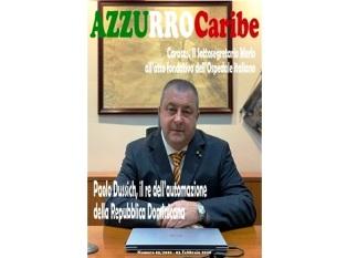 REPUBBLICA DOMENICANA: AZZURRO CARIBE INTERVISTA IL PRESIDENTE DEL COMITES