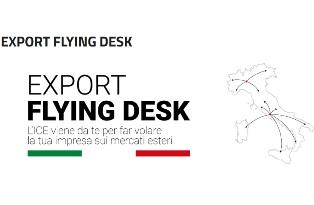"""""""EXPORT FLYING DESK"""": AL VIA IL PROGETTO PER L'INTERNAZIONALIZZAZIONE DELLE IMPRESE CALABRESI"""