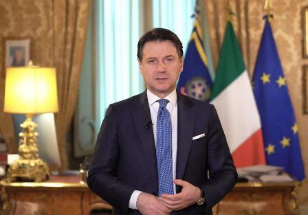 CONTE: L'ITALIA È UN PAESE FORTE
