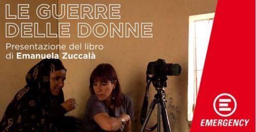 """8 marzo: Emergency presenta """"Le guerre delle donne"""" di Emanuela Zuccalà"""