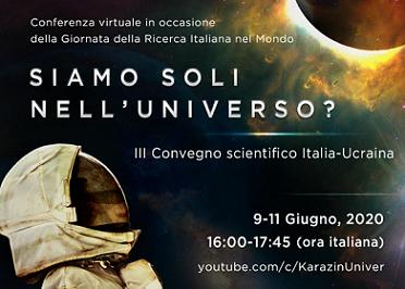 KIEV: III INCONTRO SCIENTIFICO ITALIA-UCRAINA ORGANIZZATO DALL