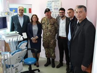 KOSOVO: DONAZIONI ITALIANE A SOSTEGNO DELLA SANITÀ LOCALE