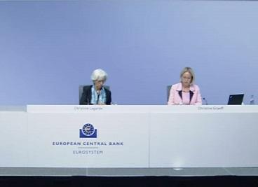 PROGRAMMA ANTI-CORONAVIRUS DELLA BCE AUMENTATO A 1.350 MILIARDI ED ESTESO A GIUGNO 2021 – di Emanuele Bonini
