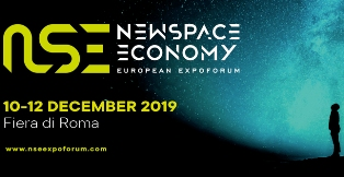 L'INGV A ROMA PER L'EXPO-FORUM EUROPEO SULLA NEW SPACE ECONOMY
