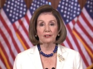 IMPEACHMENT TRUMP: IL VIA LIBERA DELLA SPEAKER NANCY PELOSI