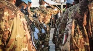 BEIRUT: GUERINI IN CONTATTO TELEFONICO CON IL CONTINGENTE ITALIANO IN LIBANO