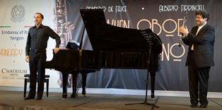 MYANMAR: LA GRANDE MUSICA ITALIANA A YANGON