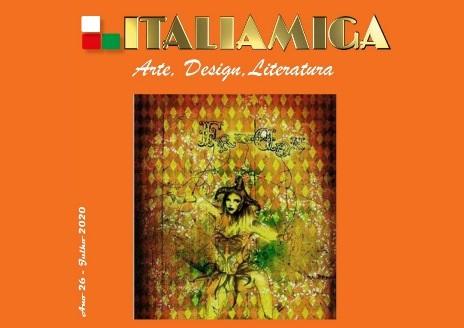 ITALIAMIGA ARTE, DESIGN E LETTERATURA: ONLINE IL NUOVO NUMERO DELLA RIVISTA