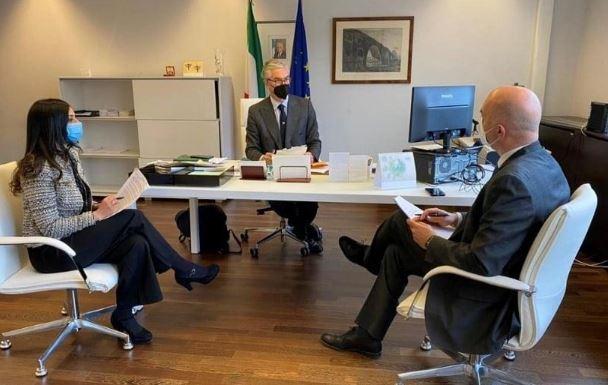 Belgio: la comunità italiana dà il benvenuto all'Ambasciatore Francesco Genuardi