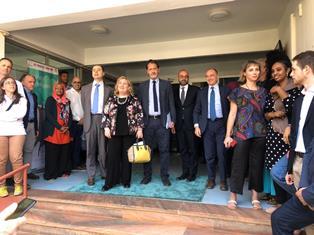 SECONDO GIORNO DI VISITA IN SUDAN PER IL VICE MINISTRO DEL RE