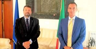 MARCO MONTECCHI VICECOORDINATORE MAIE EUROPA CON DELEGA ALL'IMPRENDITORIA E ALLE CCIE