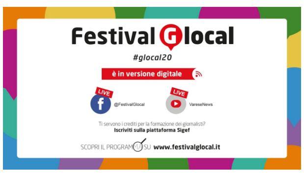 """UN NUOVO MODELLO DI BUSINESS PER IL GIORNALISMO: AL VIA """"GLOCAL"""" 2020"""