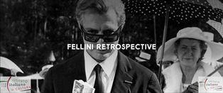 """""""RETROSPECTIVE FELLINI"""": PROSEGUE LA RASSEGNA PROMOSSA DALL'IIC DI SYDNEY"""