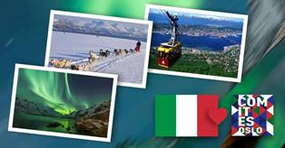 """""""69. PARALLELO NORD: TROMSØ CHIAMA ITALIA"""": DOMANI L'INCONTRO PROMOSSO DAL COMITES OSLO"""