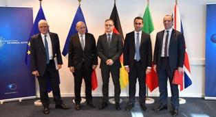 LIBIA: DICHIARAZIONE CONGIUNTA DI UE, ITALIA, FRANCIA, GERMANIA E UK