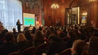 PARIGI: 250 STUDENTI IN CONSOLATO PER LA VII GIORNATA D'ORIENTAMENTO ALLA SCELTA UNIVERSITARIA