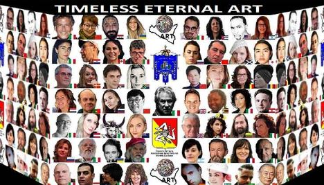 Merì - Timeless Eternal Art: in arrivo in Sicilia 60 artisti dal mondo