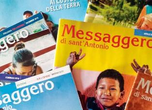 """""""MESSAGGERO DI SANT'ANTONIO"""": VISITE IN REDAZIONE PER GLI ITALIANI ALL'ESTERO"""