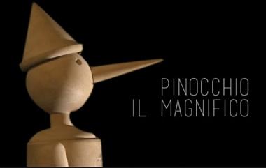 """PINOCCHIO COMPIE 139 ANNI: PER IL COVID 19 NON FA FESTA MA DIVENTA """"IL MAGNIFICO"""" IN UN CORTO"""